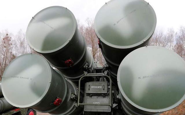 Κοινή παραγωγή S-500 με την Ρωσία προαναγγέλλει ο Ερντογάν μετά την αγορά των S-400