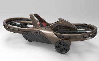 Alat  transportasi menyerupai kini ini menciptakan banyak orang menjadi stres Model Alat Transportasi Masa Depan, Kamu Harus Tahu!