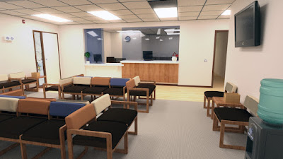 Hospital Waiting Area