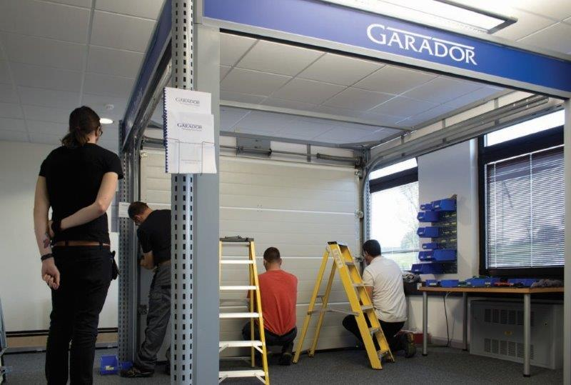 The Door Industry Journal Garador Continues Success With Training