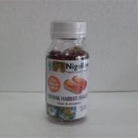 HABBAT'S NIGELLIVE 100 capsule