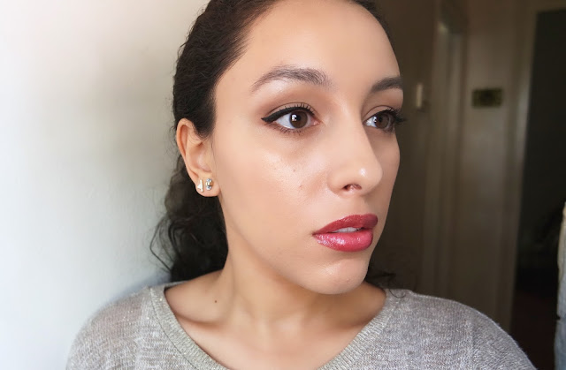 Festive Makeup Try On