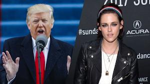 A próxima bomba: Trump só faltou mandar nudes para Kristen Stweart