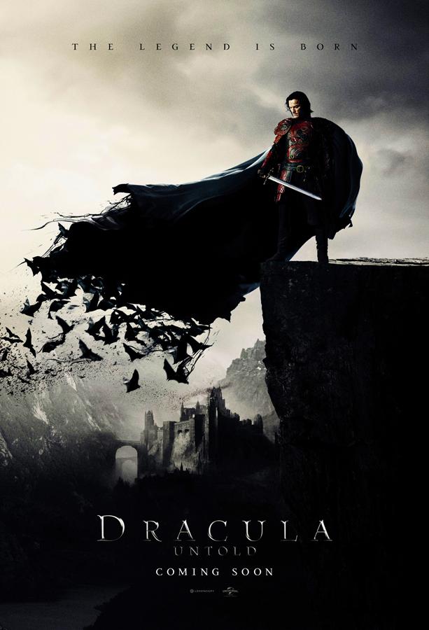 Poster Oficial Dracula Untold