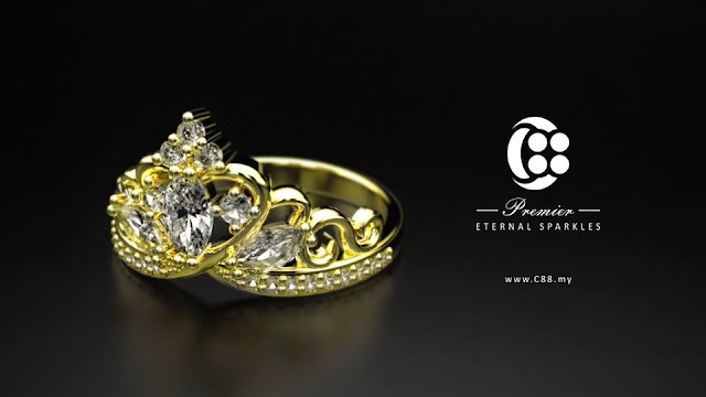 ETERNAL SPARKLES With C88 Premier Jewelry and Swarovski Zirconia Gemstones