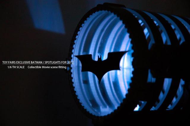 Bat Signal Light