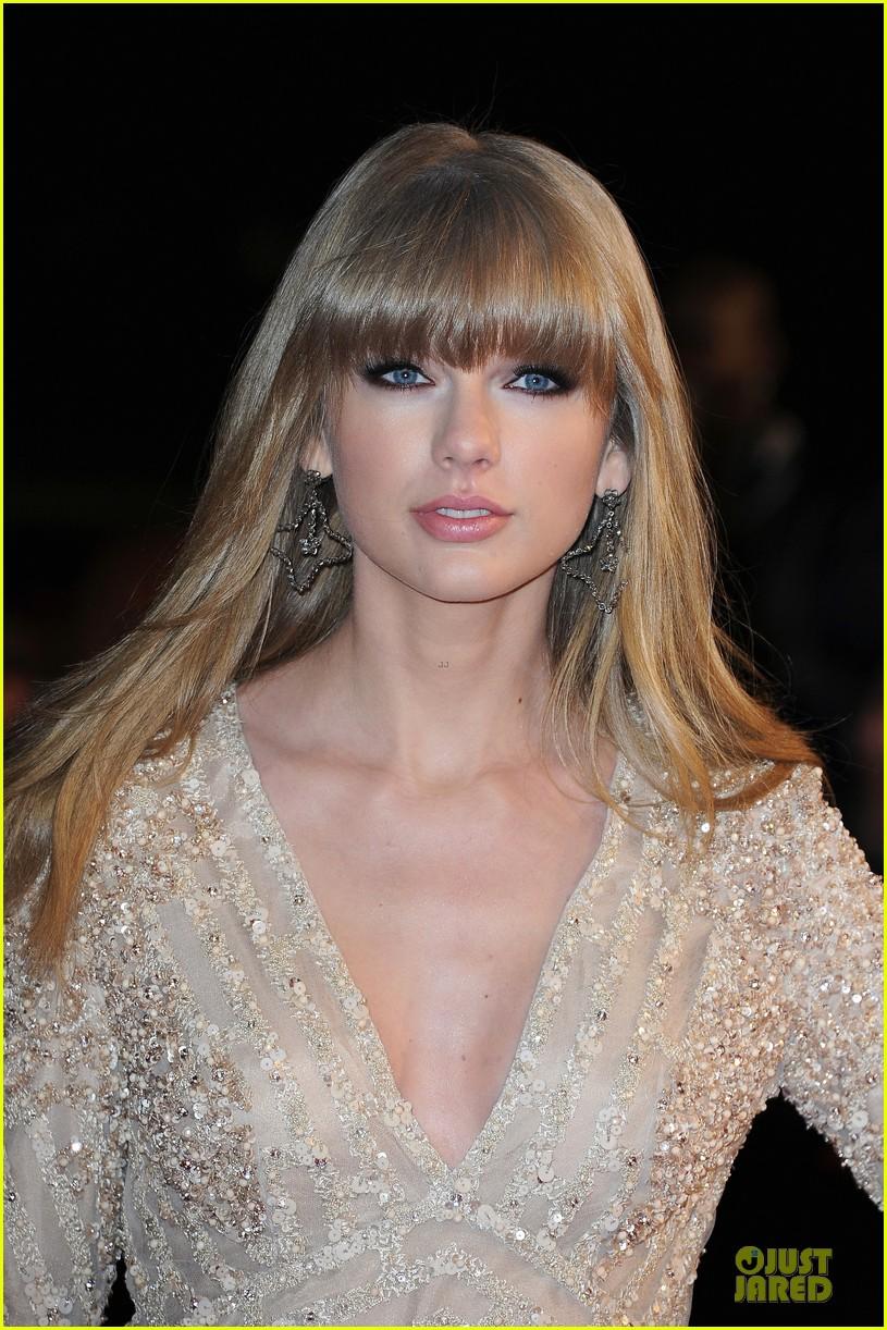 Taylor Swift Inspired Makeup Tutorial: Celeb Diary: Taylor Swift @ 2013 NRJ Music Awards