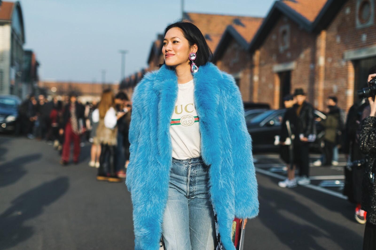 fashion, fashion week, street style, milan, milano, 2017,