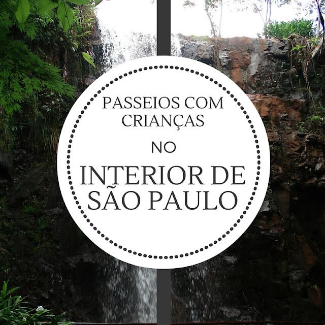 Passeios no interior de São Paulo