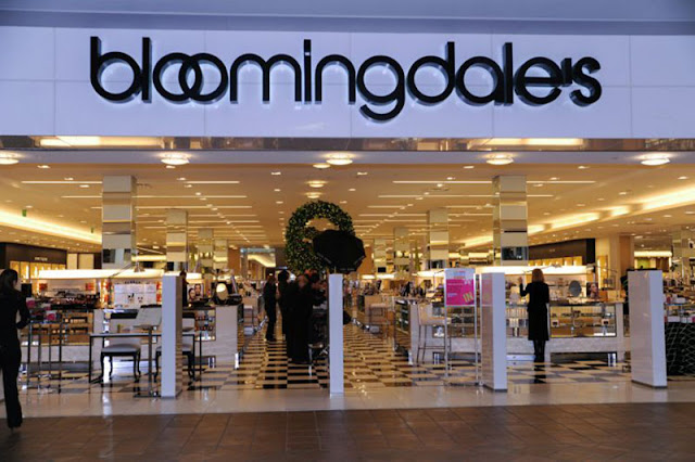 Bloomingdale's em Boston