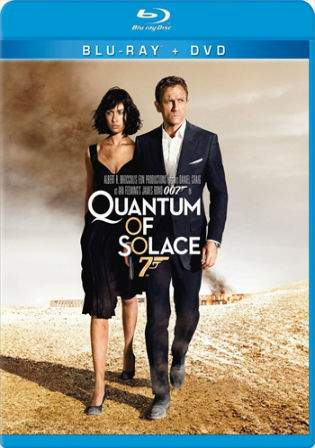 Quantum Of Solace 2008 BRRip 350MB Hindi Dual Audio 480p Watch Online Full Movie Download bolly4u