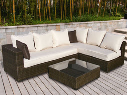 Outdoor Wicker Patio Furniture | Furnitures Cover - Outdoor Sectional Patio Furniture