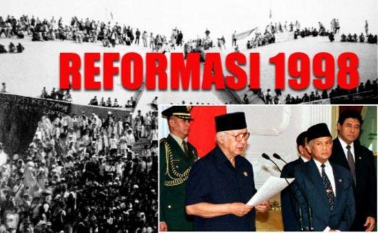 Orde Baru dan Reformasi