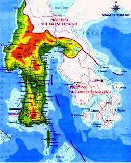 contoh peta wilayah