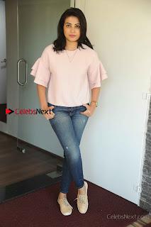 Kannada Tamil Actress Kavya Shetty Stills in Jeans at Silicon City Movie Press Meet  0011.jpg
