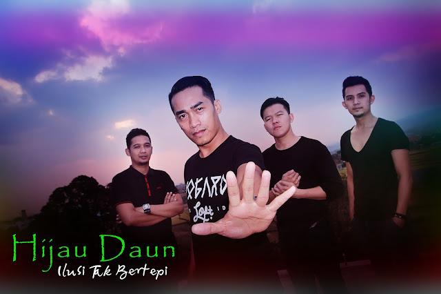 Chord Gitar Hijau Daun - Ilusi Tak Bertepi