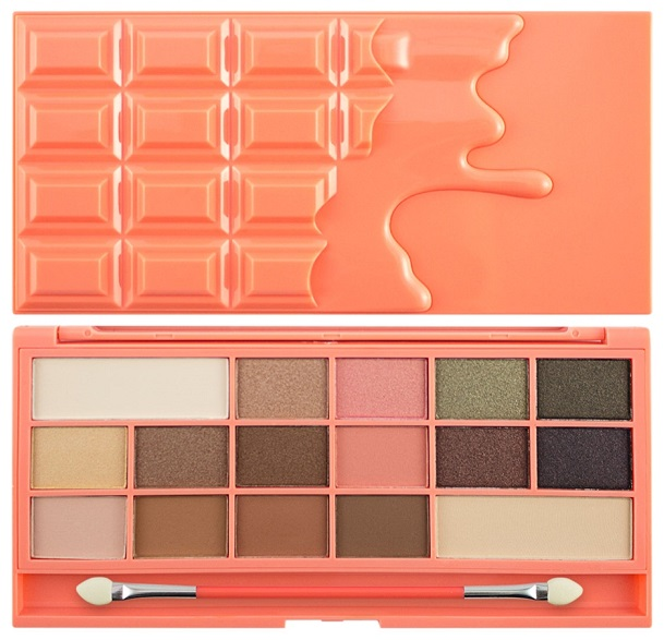 Paleta Chocolate & Peaches de I Heart Makeup