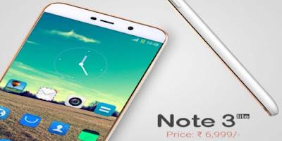 Harga Coolpad Note 3 Plus