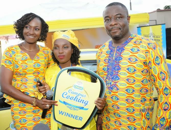 onga campus cooking competition winner