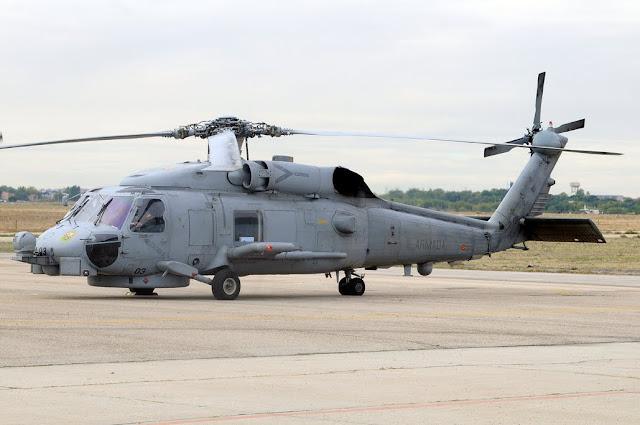Autorizada la adquisición de 2 helicópteros SH-60F de segunda mano para la Armada