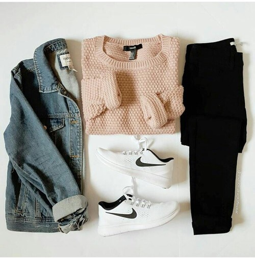 Five Outfit ideas for fall