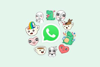 Whatsapp Messenger Sticker : Official