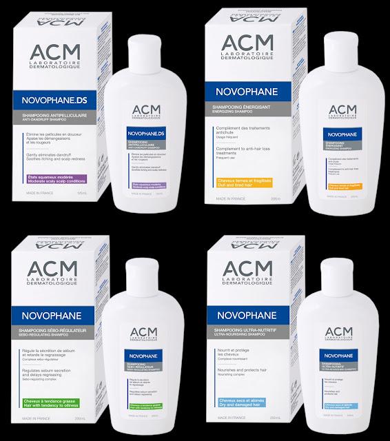 novophane shampoos