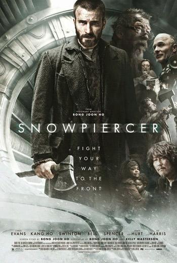 Snowpiercer 2013 Dual Audio