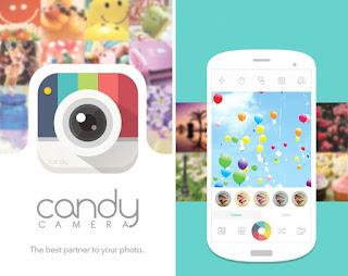 تحميل برنامج كاندي كاميرة  2017 Download Candy Camera Free