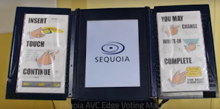 Security Vendor Demonstrates Hack Of U.S. E-Voting Machine