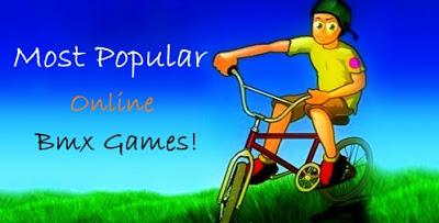 Few Most Popular Online Bmx Games