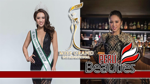 Miss Grand Macao 2018