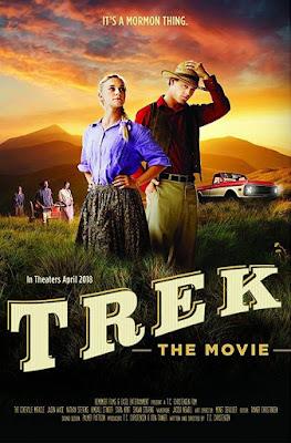 Trek The Movie 2018 DVD R1 NTSC Sub