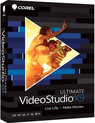 Corel PaintShop Pro X9 Ultimate 19.2.0.7 poster box cover