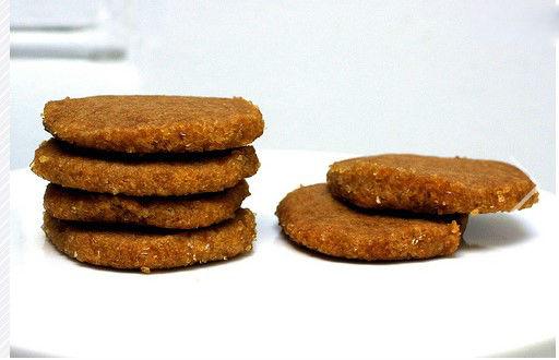 Печенье песочное с коричневым сахаром