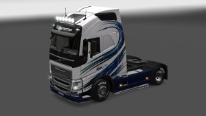 Pellet Moine Skin for Volvo 2012