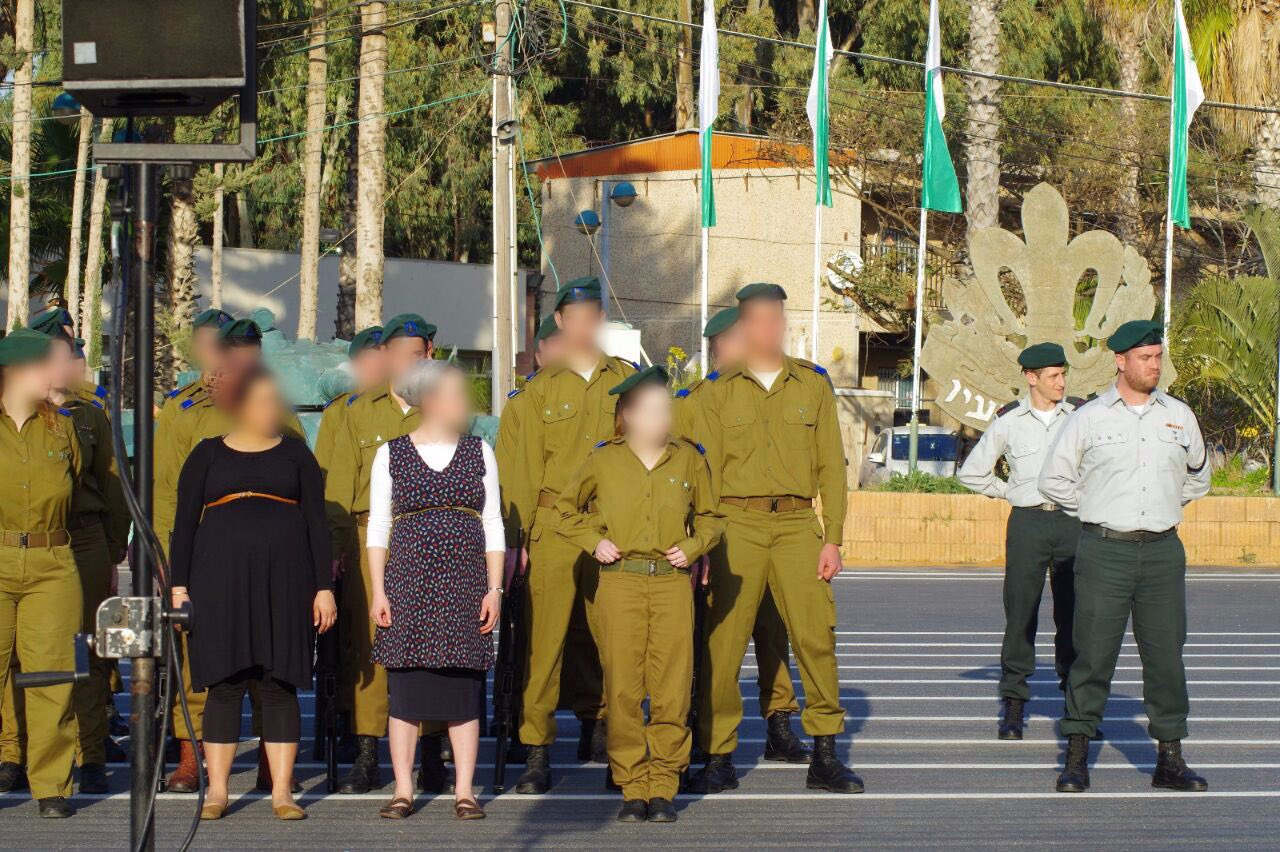 An IDF Photo Like No Other Elder Of Ziyon Israel News