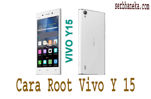 Cara Root Hp Vivo Y15 1
