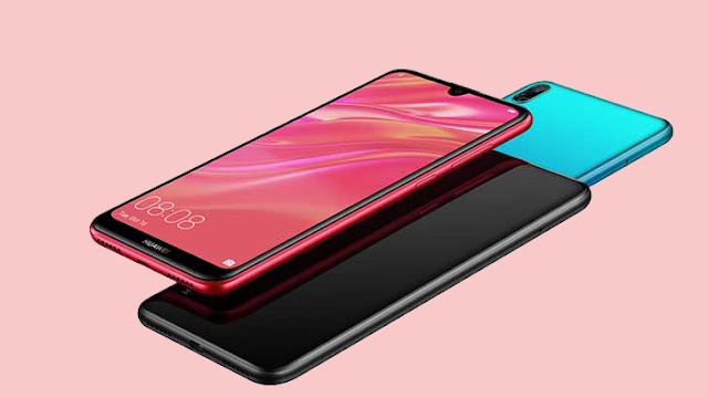 √ Huawei Y Vii Pro2019 Of Voltaic Create Goodness Of Bangladesh Market