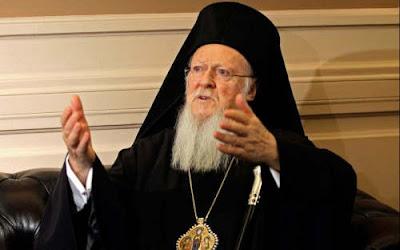 Ποιος είναι ο Πατριάρχης Βαρθολομαίος που αναγνώρισε τη Ναζιστική Εκκλησία της Ουκρανίας;