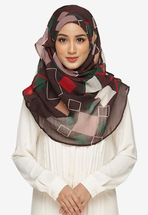 Hijab Radwah Simple