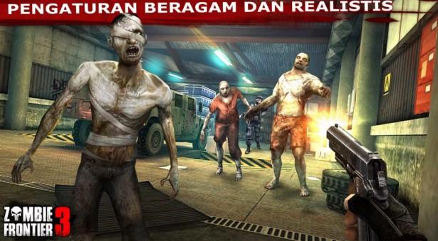 Zombie Frontier 3 Mod