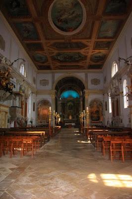 Interior de Cerkev Sv Jurgi
