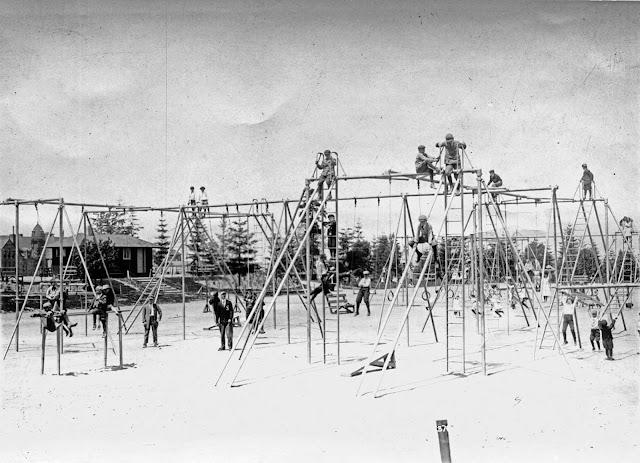 Hiawatha juegos de 1912.
