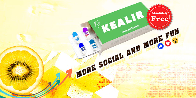 Welcome to Kealir.com - A New Beginning of Your Social Experience