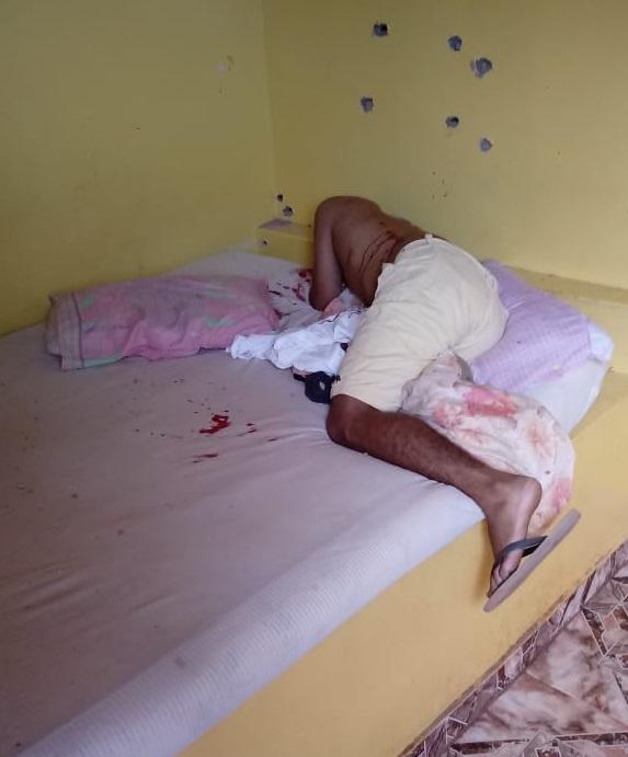 MARANHÃO - Homem é assassinado com 5 tiros em Motel e mulher foge do quarto