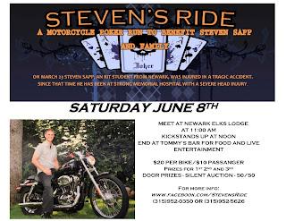 Stevens Ride