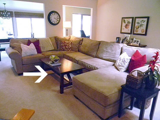 Child Proofing the Living Room | Schue Love
