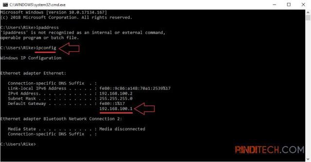 Cara Mengaktifkan Semua Port Kabel LAN di Modem Speedy Indihome