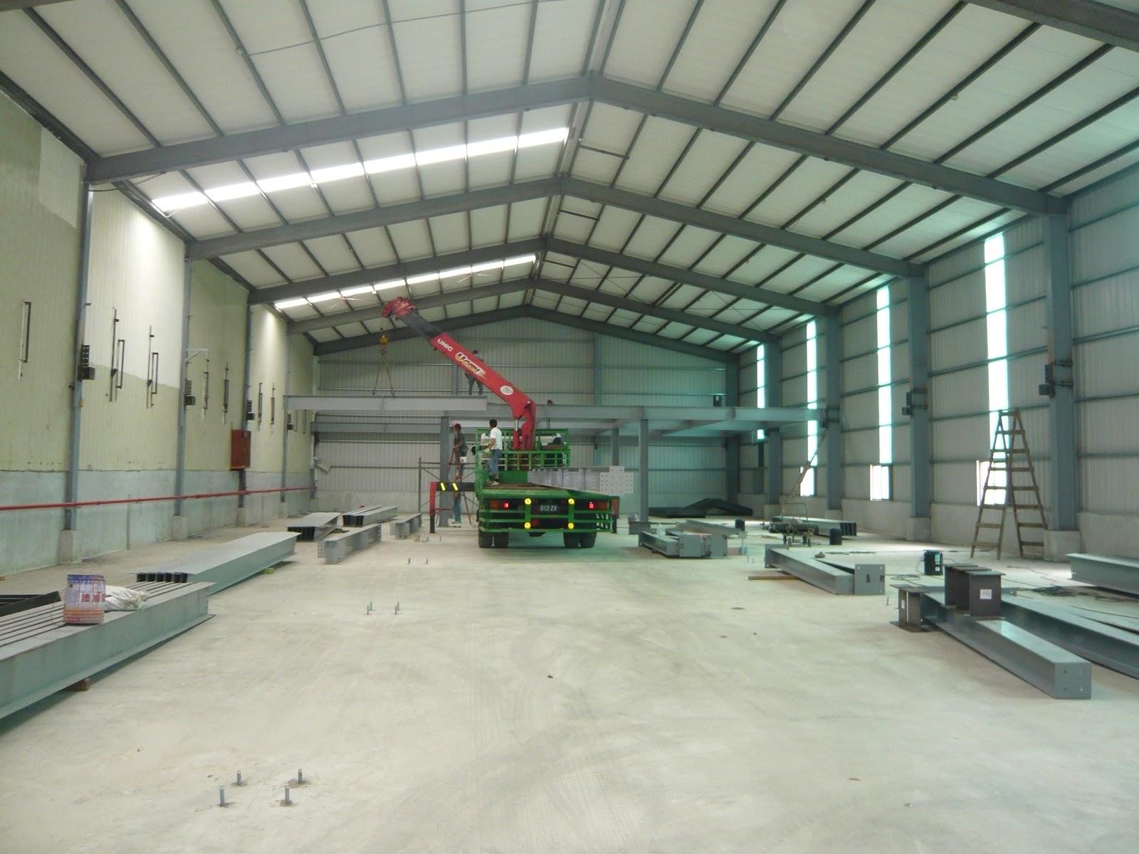 華得聯合工程有限公司: 鐵皮屋搭建